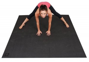 square 36 six foot yoga mat