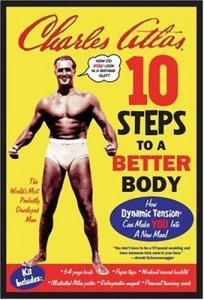 charles atlas book 10 steps to a better body
