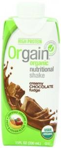 orgain protein drink