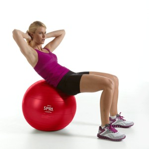 SPRI elite xercise balance ball