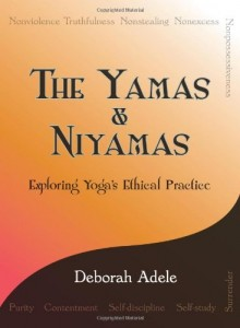 book - the yamas and niyamas