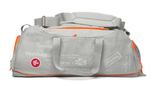 The Manduka Journey On Road Mat bag