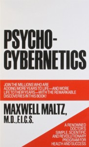Psycho-cybernetics by Maxwell Maltz book cover