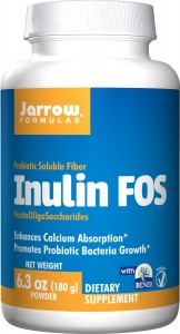 Jarrow Formula Inulin bottle
