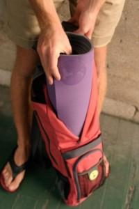 MatPack Yoga Bag by YogaRat