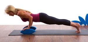 eggsectutive 2 egg ergonomic yoga block