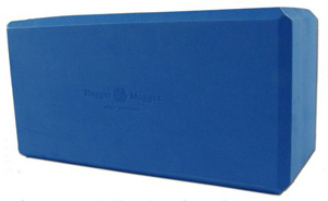 hugger mugger big blue foam block