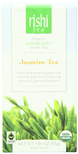Rishi jasmine tea