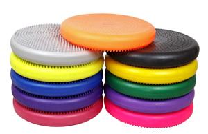 isokinetics brand balance cushions