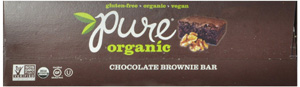 Pure Organic Fruit and Nut Bars