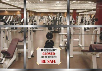 closed gym