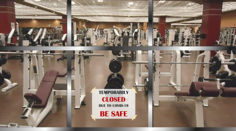 closed gym