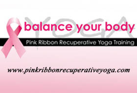 Become a Pink Ribbon Recuperative Yoga Specialist
