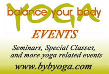 Bybyoga events