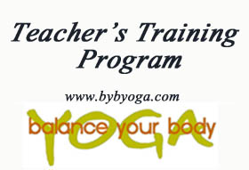Become a BYB yoga certified instructor.